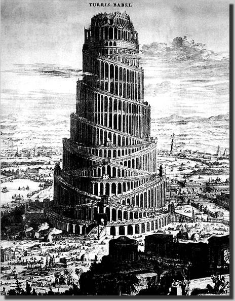 babelstårnet bog